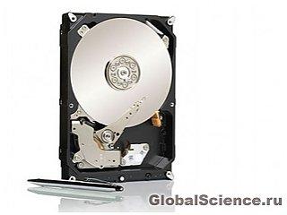 Seagate начала поставки жестких дисков ёмкостью 4 терабайт, по 1 ТБ на пластину