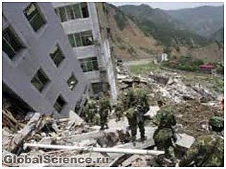Мощное землетрясение в Китае: число погибших достигло 72