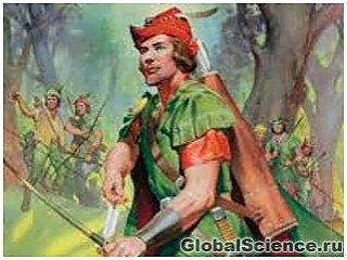 Ученые: Робин Гуд, возможно, был геем