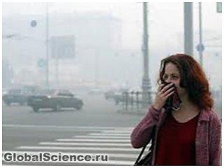 Забруднене повітря може стати причиною розвитку атеросклерозу