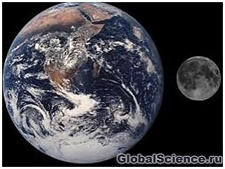 Вода появляется в недрах Луны и Земли из одного источника