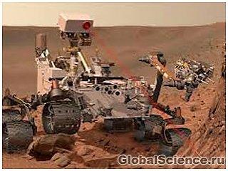 Curiosity предстоит бурение еще одного камня на Марсе
