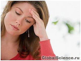 Депрессия увеличивает риск инсульта у женщин старше 45 лет