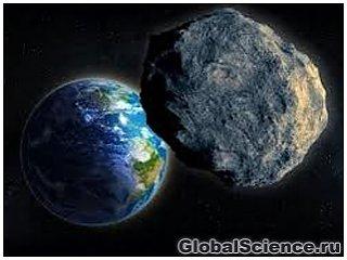 Астероид размером 2,7 км несется к Земле