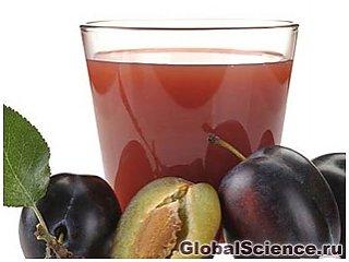 Сливовый сок - залог здоровья и молодости