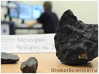 Вес найденного осколка Челябинского метеорита составляет 3,4 кг