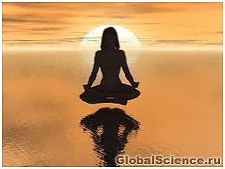 Медитация уменьшает переживания почти на 40 процентов