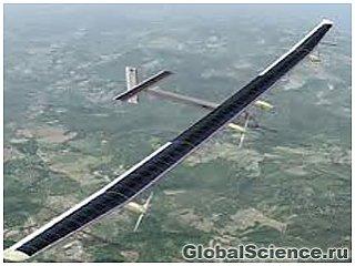 Solar Impulse приземлился в Вашингтоне
