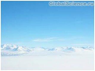 Три загадочные пирамиды обнаружены в Антарктиде
