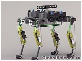 В Швейцарии создали робота, двигающегося как кошка