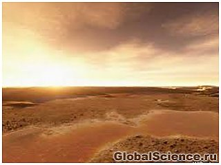 Марс обладал 4 млрд лет назад кислородной атмосферой