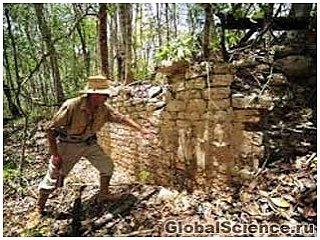 В мексиканских джунглях нашли затерянный город майя