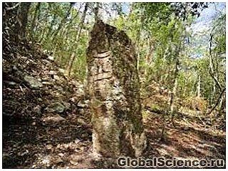 Тексты племени майа обнаружены в Мексике
