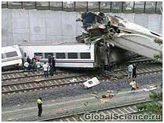Катастрофа в Испании унесла жизни 60 человек