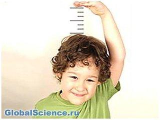 Мило і чиста вода збільшують на 0,5 см зріст дитини