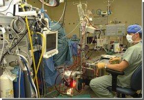 Ученые создали робота-анестезиолога
