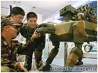Південна Корея розпочинає розробку військових роботів