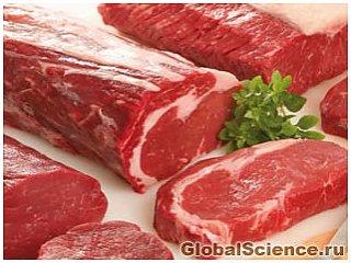 Червоне м'ясо шкодить здоров'ю мозку