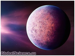 Астрономи відкрили рожеву планету загадкового походження