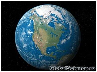 Земля стала синей за 200 миллионов лет