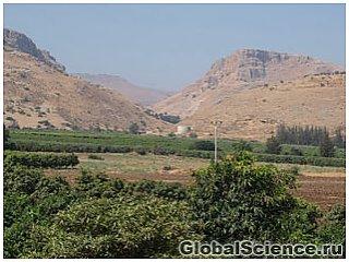 Библейский город обнаружен у Галилейского моря в Израиле