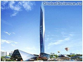 В Южной Корее построят «небоскреб-невидимку»