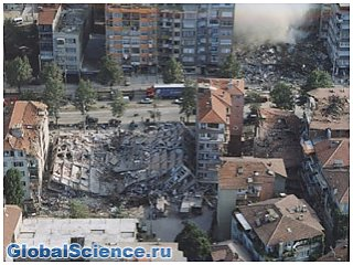 История вереницы землетрясений