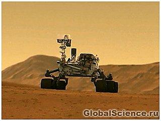 На Марсе обнаружена вода