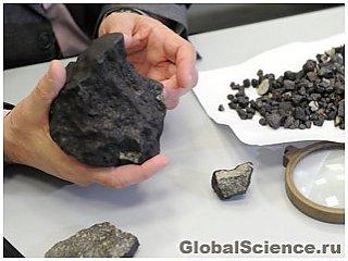 Челябинский метеорит старше Земли