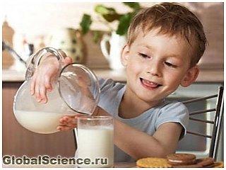 Молоко вредит здоровью детей
