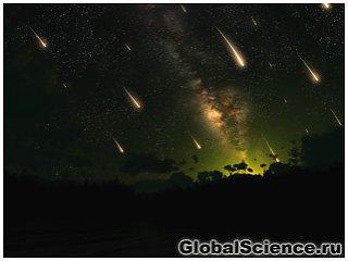 Звездное шоу ожидает жителей Северного полушария в ночь с 8 на 9 октября