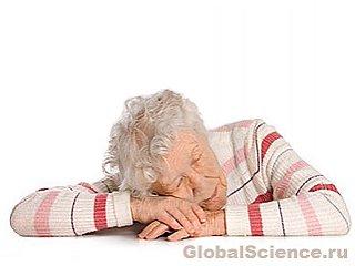 Проблемы со сном чаще возникают у пожилых женщин