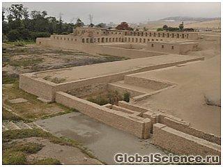 Древнейшее святилище обнаружено в Перу
