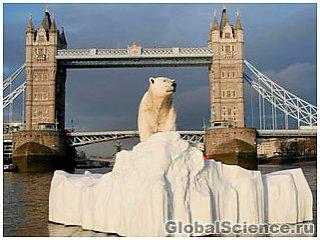 Таяние арктических льдов приведет к затоплению некоторых городов