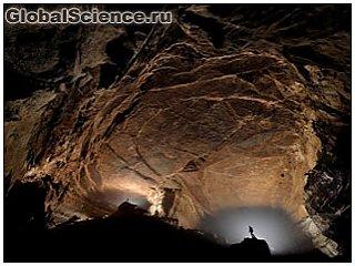 Ученые исследовали пещеру с собственными погодными условиями