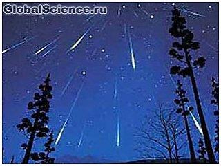 Звездный дождь прольется с 17 на 18 ноября