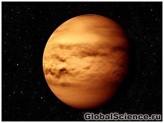 Гігантське пилова кільце знайшли біля Венери
