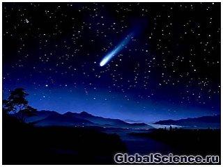 В Крыму взорвавшийся метеорит превратил на мгновенье ночь в день
