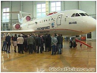 Розроблено новий літак-лабораторія на базі Як-42