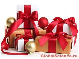 Лучшие новогодние подарки в мире: ТОП-10