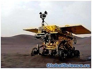 Китайский «Нефритовый заяц» успешно совершил посадку на луну