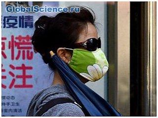 В Китае зафиксирован первый случай заражения человека гриппом H10N8