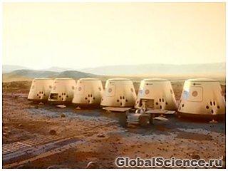 Проект Mars One не принял белорусов, желающих отправиться на Марс