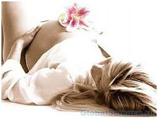 Беременным не рекомендуется спать на спине