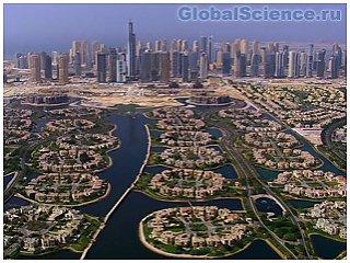 В ОАЭ организуют специальный климат-контроль на своих искусственных островах