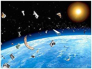 Обломки спутника «Космос-1220» должны упасть на дно тихого океана