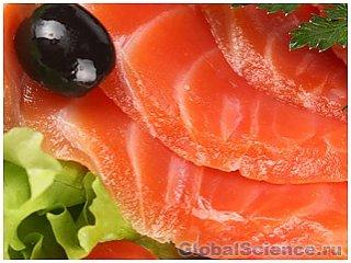 Вживання червоної риби продовжує життя