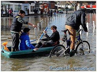 По мнению ученых, через 30 лет Европа окажется под водой
