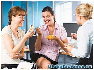 Офисные работники больше подвержены риску ожирения