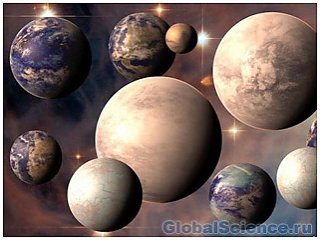 Астрономами открыты новые земли в космосе